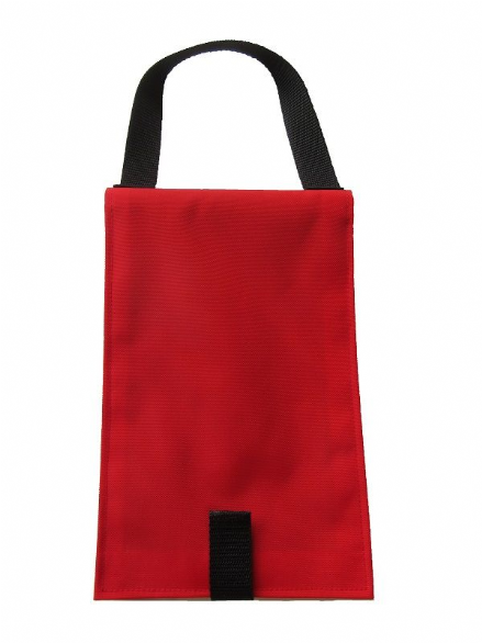 Communication Tote - Red